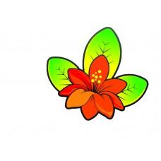tatoo2 - barvni cvet