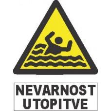 Nevarnost utopitve