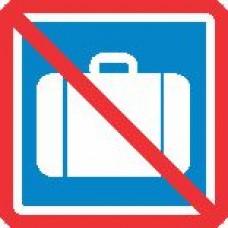 Prepovedan vnos torb