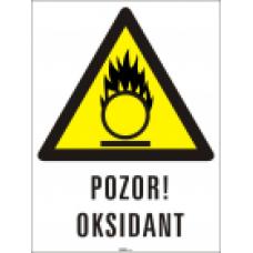 Pozor! Oksidant