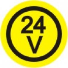 EL-24V - pola 6 nalepk