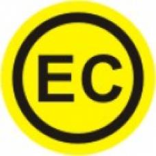 EL-EC - pola 6 nalepk