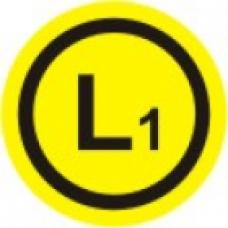 EL-L1 - pola 6 nalepk