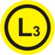 EL-L3 - pola 6 nalepk