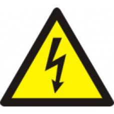 Električna strelica  - pola 6 nalepk